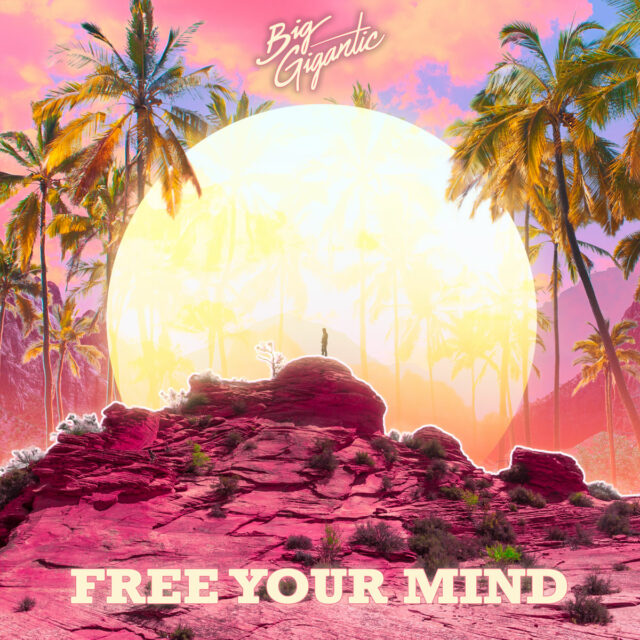 Free Your Mind album cover by Big Gigantic. Photo by: Big Gigantic
