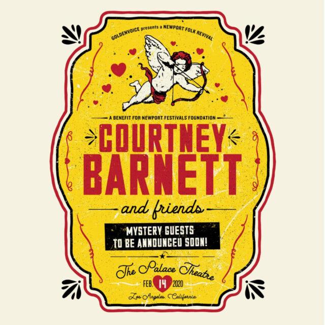 Courtney Barnett. Photo provided.
