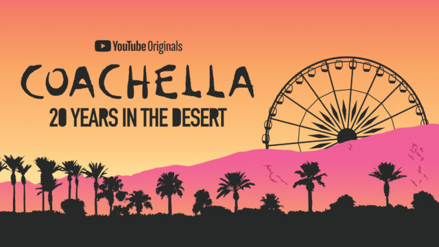 Coachella: 20 Years in the Desert image. Photo by YouTube / Google