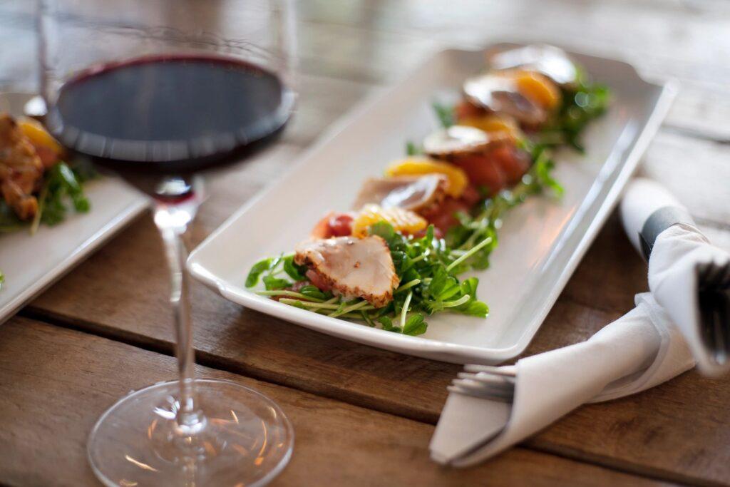餐廳推廣 Wine & Dine Pairing