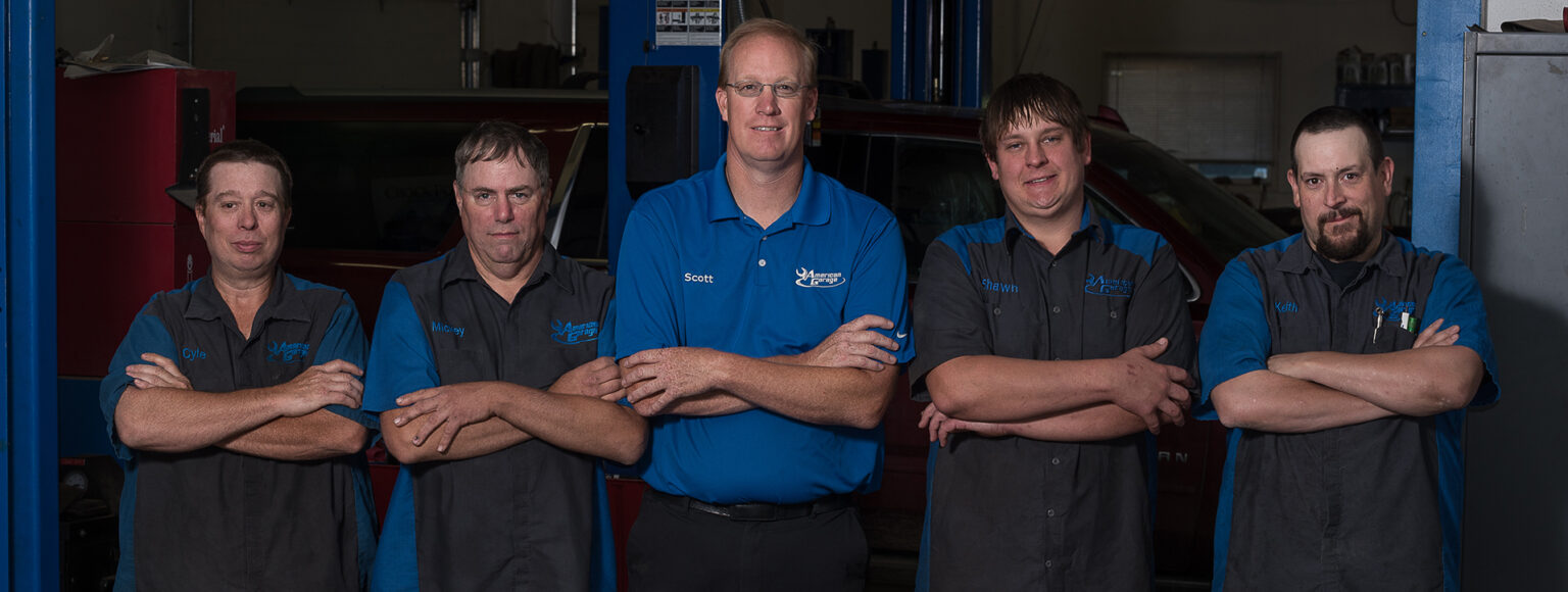 Our Technician Team