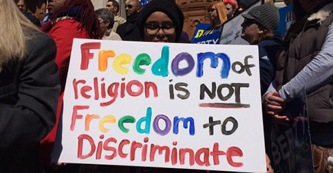 freedom to discriminate