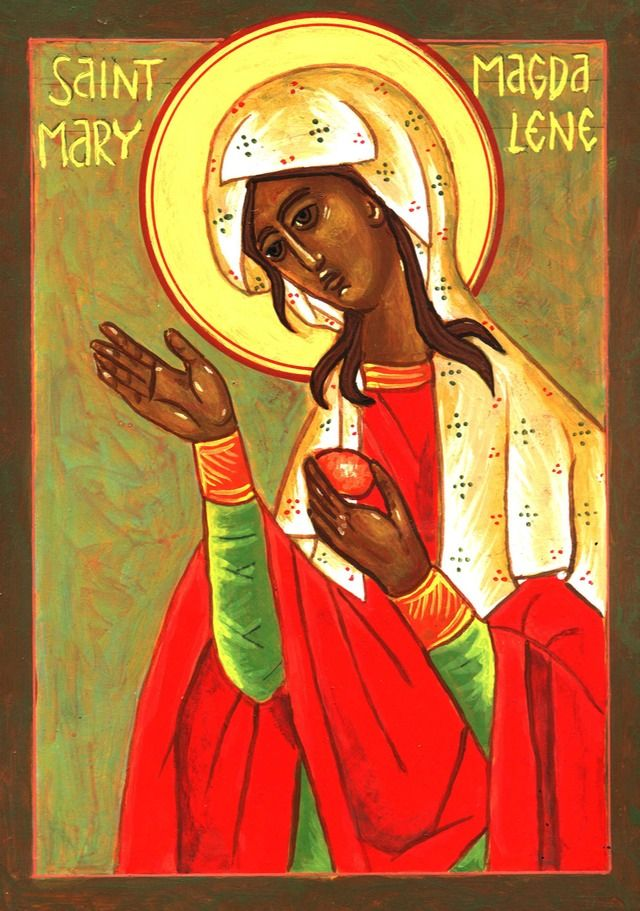 Mary Magdalene and Messy Women
