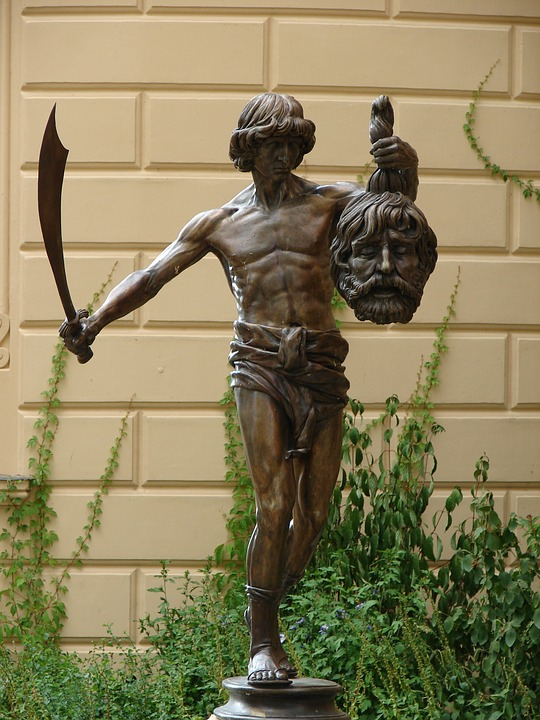 David and Goliath: When Taking Care of Sheep Blesses Your Whole Life Part 2