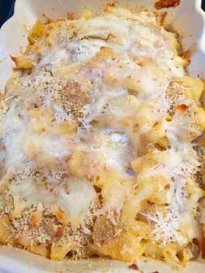 Baked Mac'n Cheese