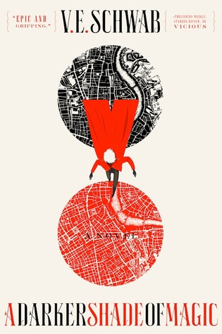 Four Londons, One Tale : A Darker Shade of Magic Book Review