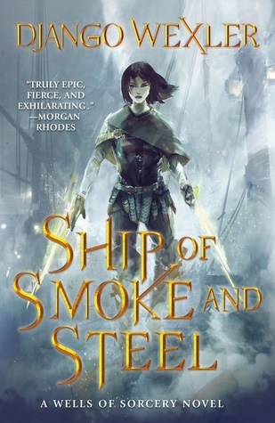 """A Fight worth fighting: A """"Ship of Smoke and Steel"""" Audiobook Review"""