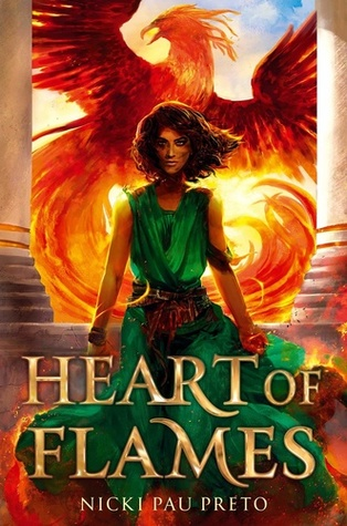 GUEST REVIEW: Heart of Flames Book Review