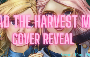 DREAD THE HARVEST MOON COVER REVEAL!