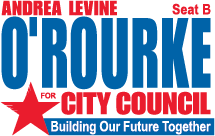 Re-Elect Andrea Levine O'Rourke for Boca Raton City Council Seat B
