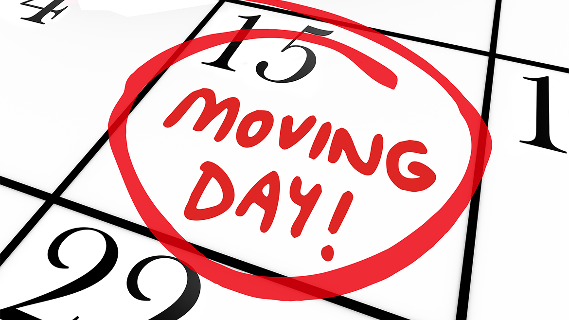 How to keep your expenses and your stress low when moving into your new home!