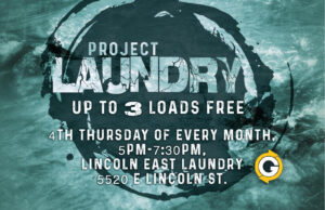 Project Laundry @ Lincoln East Laundry