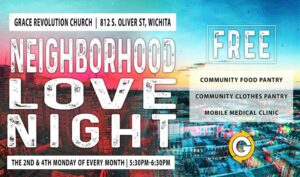 Neighborhood Love Night @ Grace Revolution Church