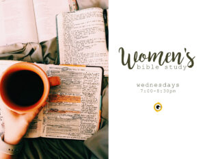 REV - Women's Bible Study @ Grace Revolution Church