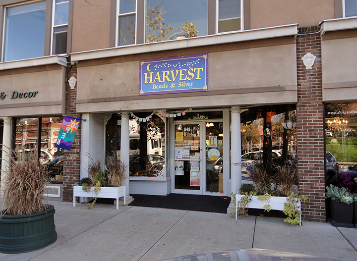 Harvest Beads and Silver, Manchester, CT