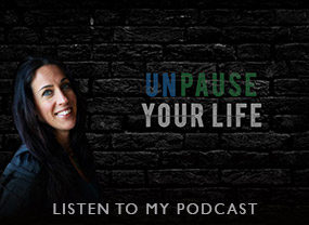 Dr. Cali Estes - Unpause Your Life Podcast