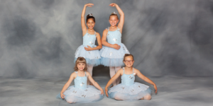 Ballet and Tap I @ Miss Becky's Dance Studio