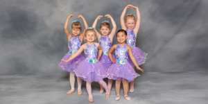 Pre-Ballet and Tap I Tues AM @ Miss Becky's Dance Studio