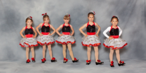 Pre-Ballet and Tap IIB Tues PM @ Miss Becky's Dance Studio