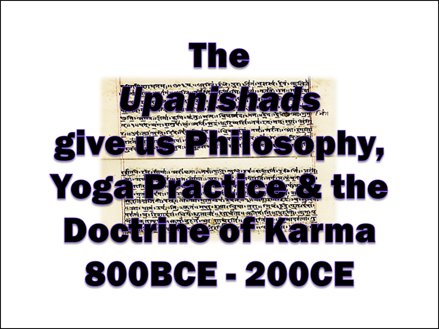 The Upanishads: 9 Tuesdays For the Depths of the Yoga Tradition, San Francisco, California