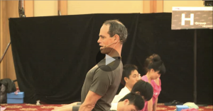 Eric Teaching Faux Video Li Ning
