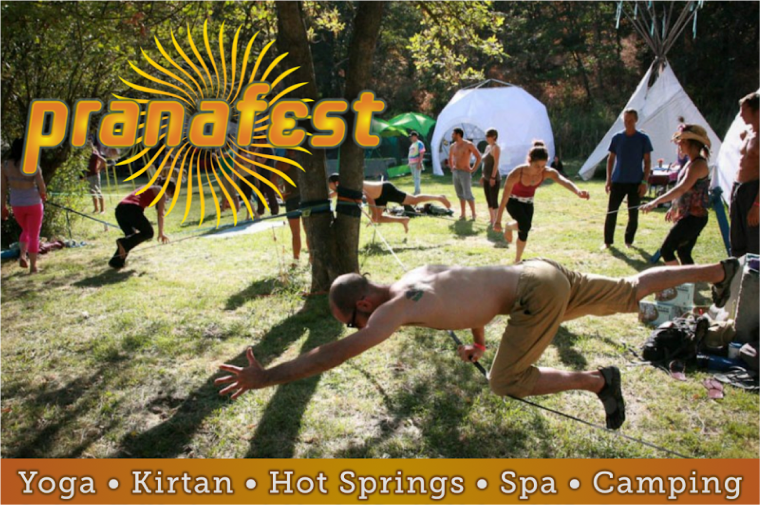 Yoga Philosophy and Practice for the Pranafest Yoga and Kirtan Festival, Ashland, OR