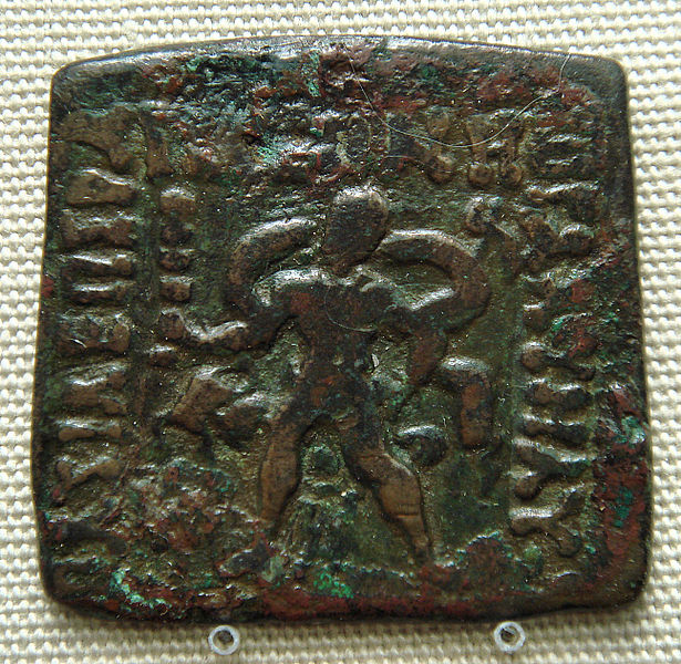 Krishna's Beer-Drinking Bro, Balarama, and the First Appearance of Warrior Pose in India, BLOG  JANUARY 2015