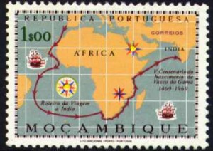 Vasco da Gama Stamp