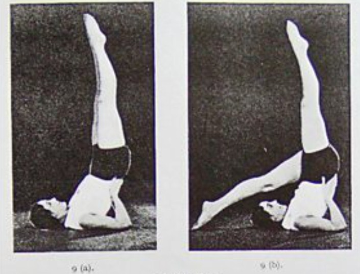 Upside-down & Backwards:  Viva Shoulderstand!, BAHIRANGA.COM, APRIL 2017