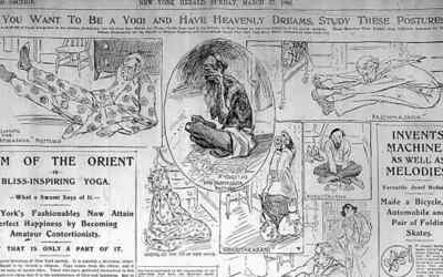 America's First Yoga: The Fad of 1898, ThriveGlobal.com, August 2019,