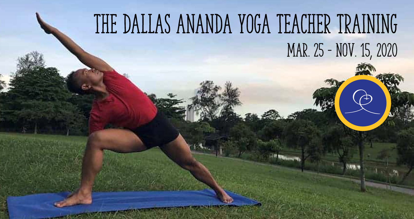 Ananda Yoga Teacher Training, Mar. 25 - Nov. 15 2020