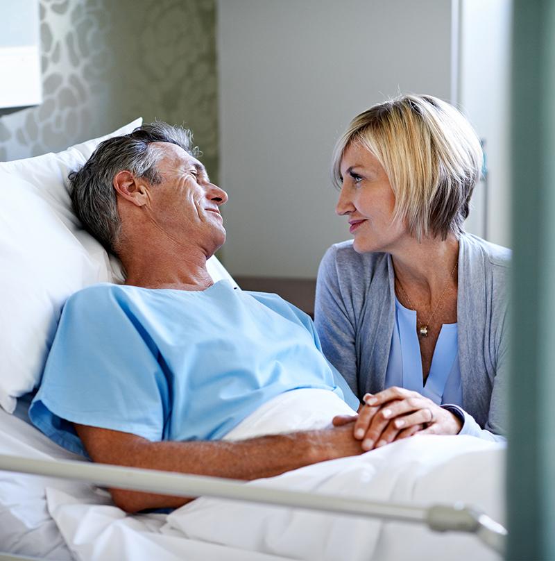 patient of portland neurosurgeons dr. frank soldevilla recovers