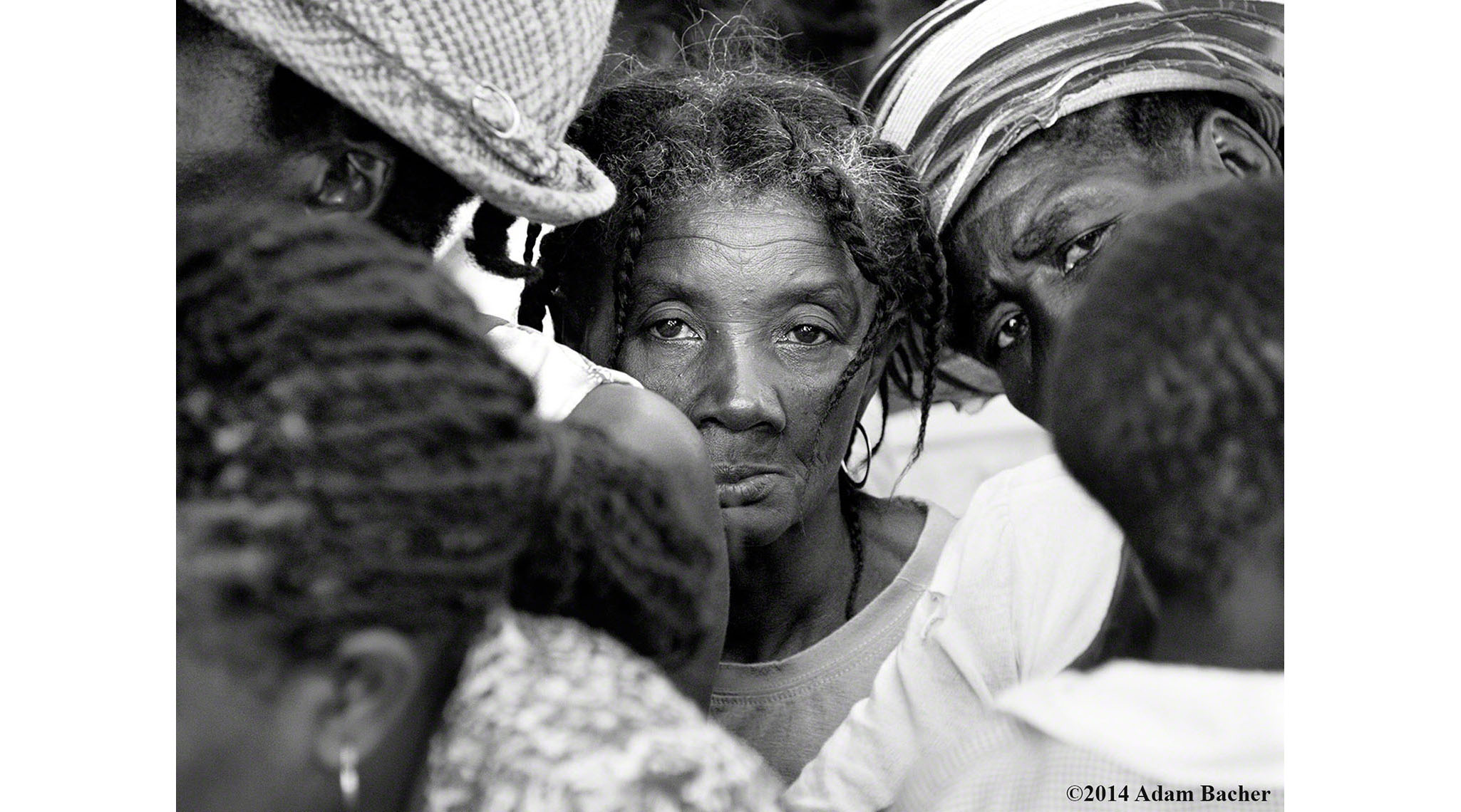 Portland Oregon editorial photographer in Haiti