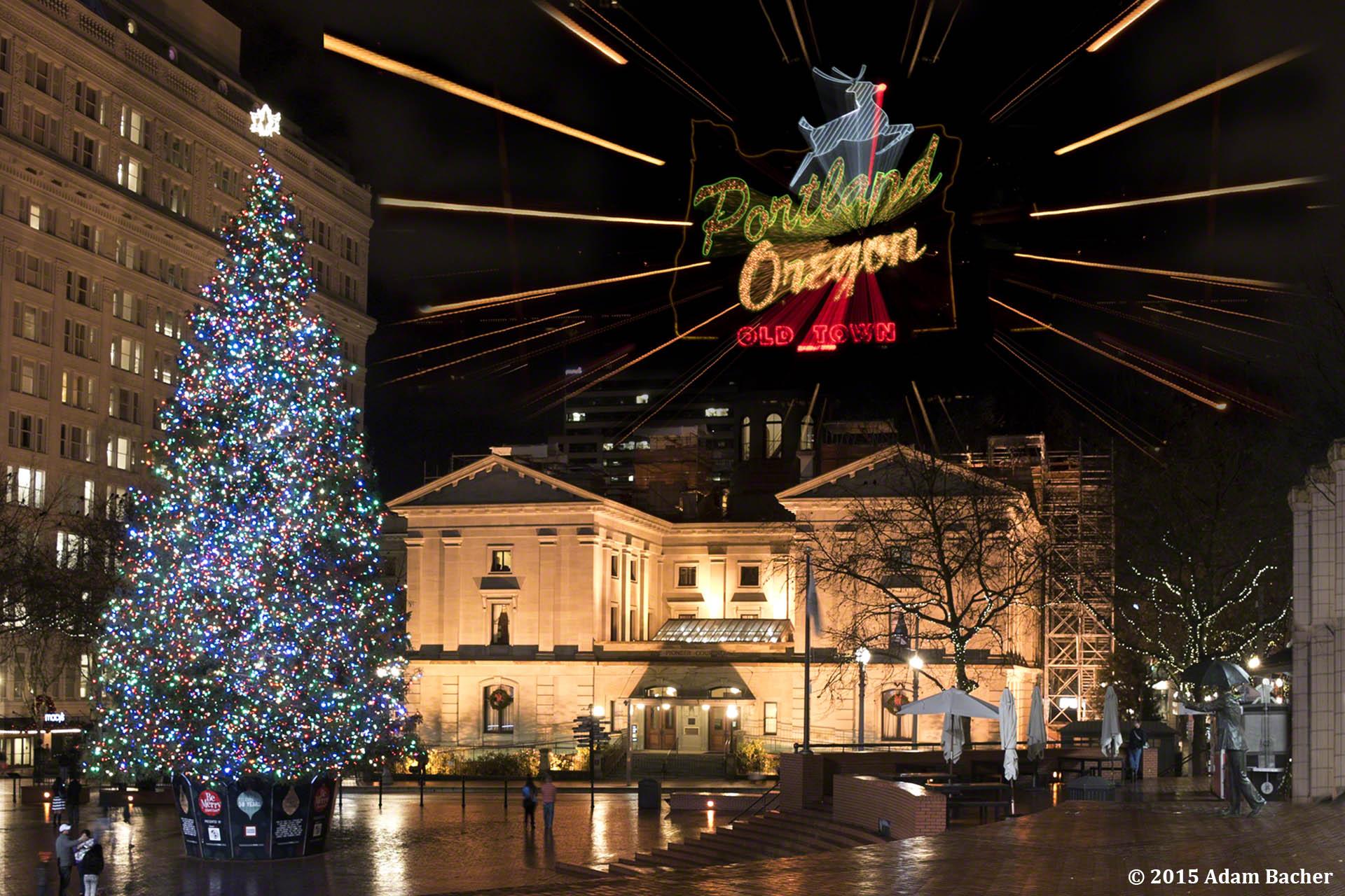 Portland Oregon architecture photographer