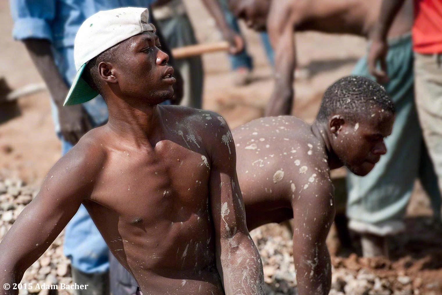 Reflections on Labor Day – Building a School in Rwanda