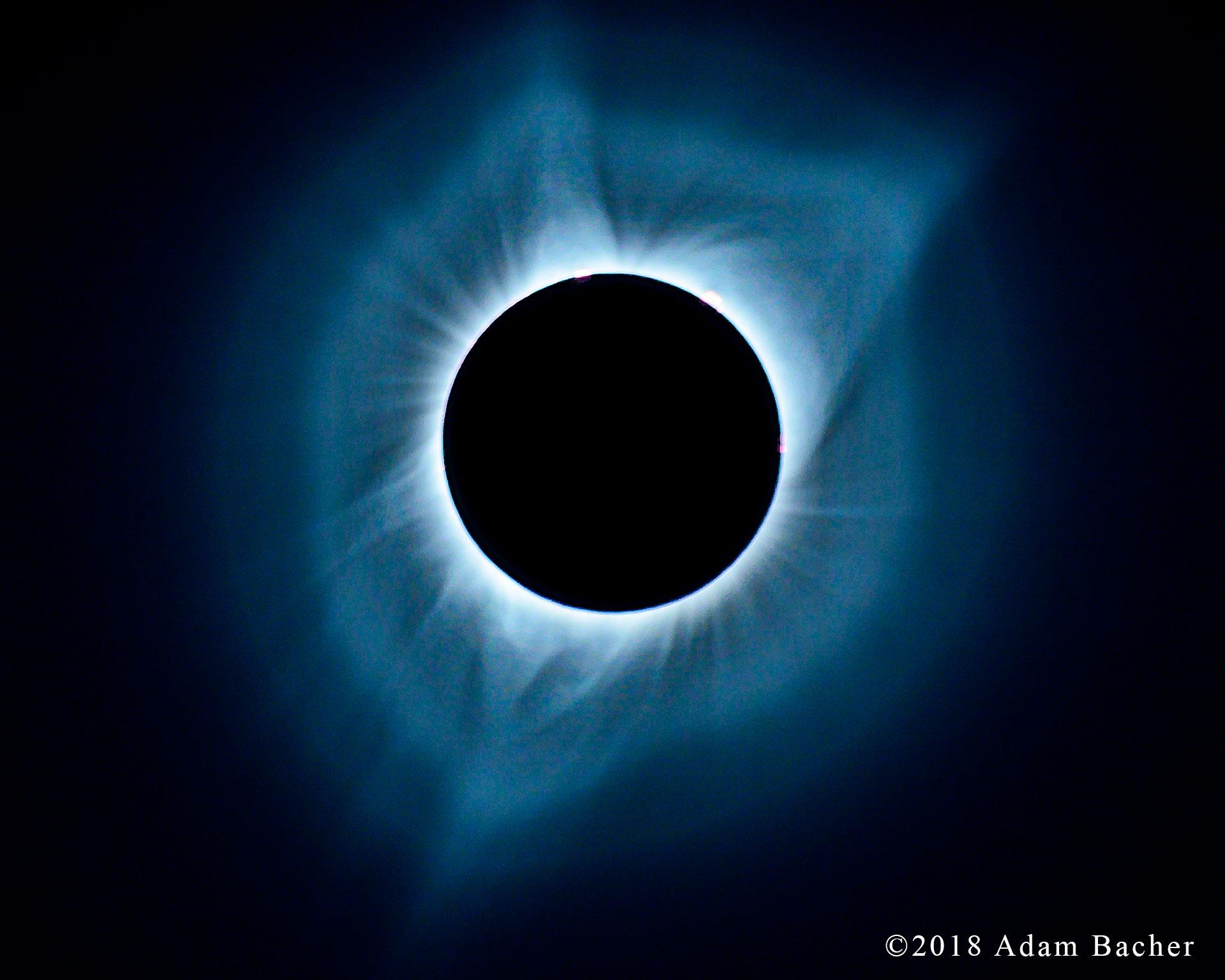 Even on the Darkest Days, the Light Always Shines Through – Total Eclipse
