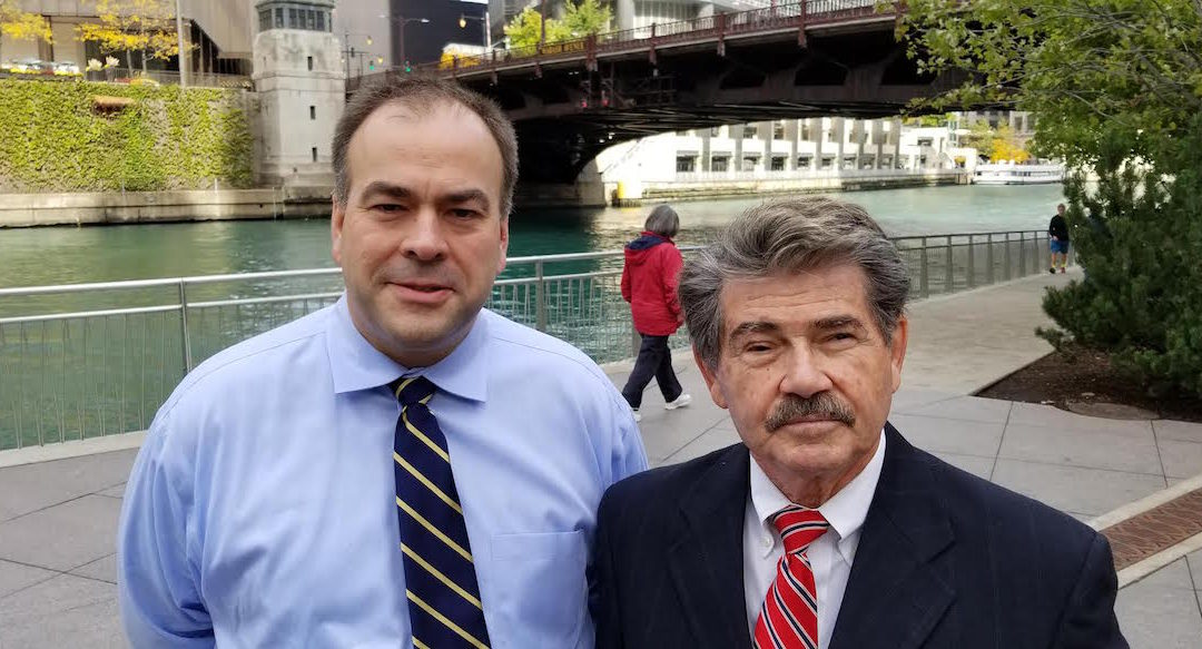 Cook County Clerk David Orr Endorses Progressive Democrat Fritz Kaegi