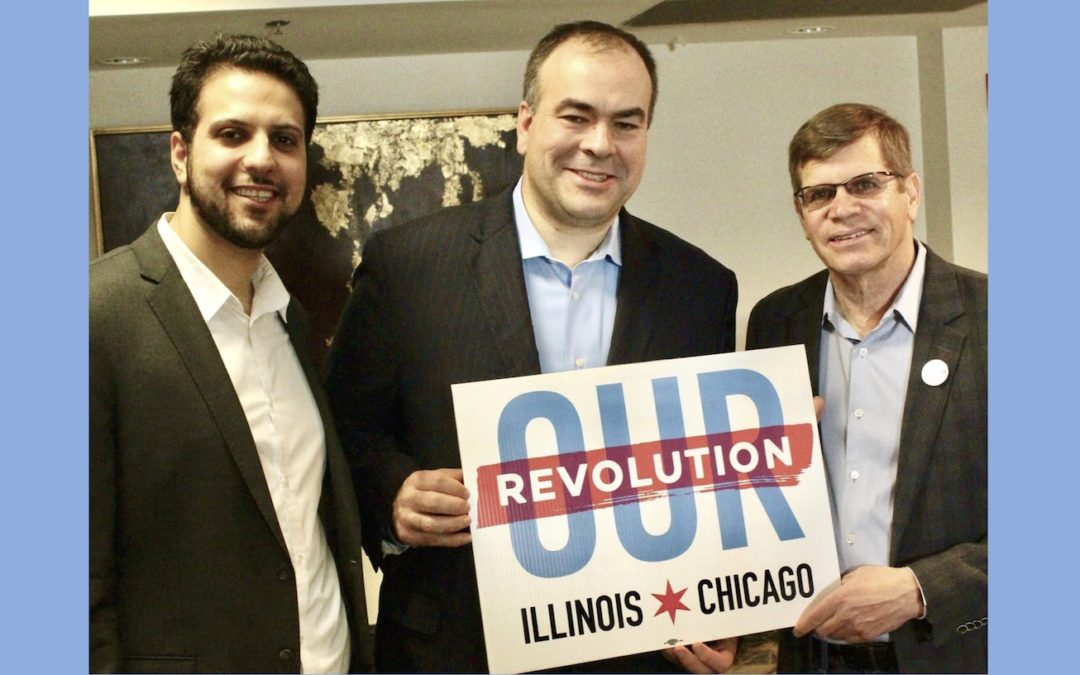 Our Revolution Endorses Progressive Democrat Fritz Kaegi For Assessor