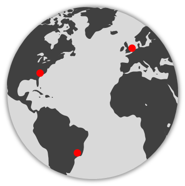 MSI-Forks manufacturing plants around the world.