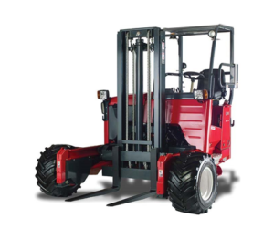 Piggy Backs or Truck mounted forklifts