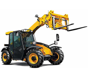 Telehandlers, boom lifts or telescopic forklifts