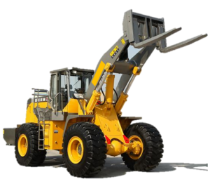 Front loader Wheel loaders, backhoe, rough terrain forklifts, tractors and other construction, mining and agriculture machines