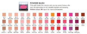 Ben Nye Dry Powder Blush