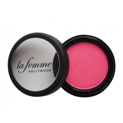 La Femme Blush Pink Velvet
