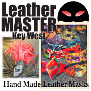 Handmade Leather Masks
