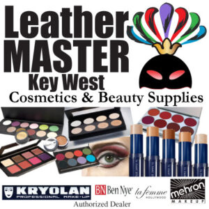 Leather Master Key West Professional Makeup