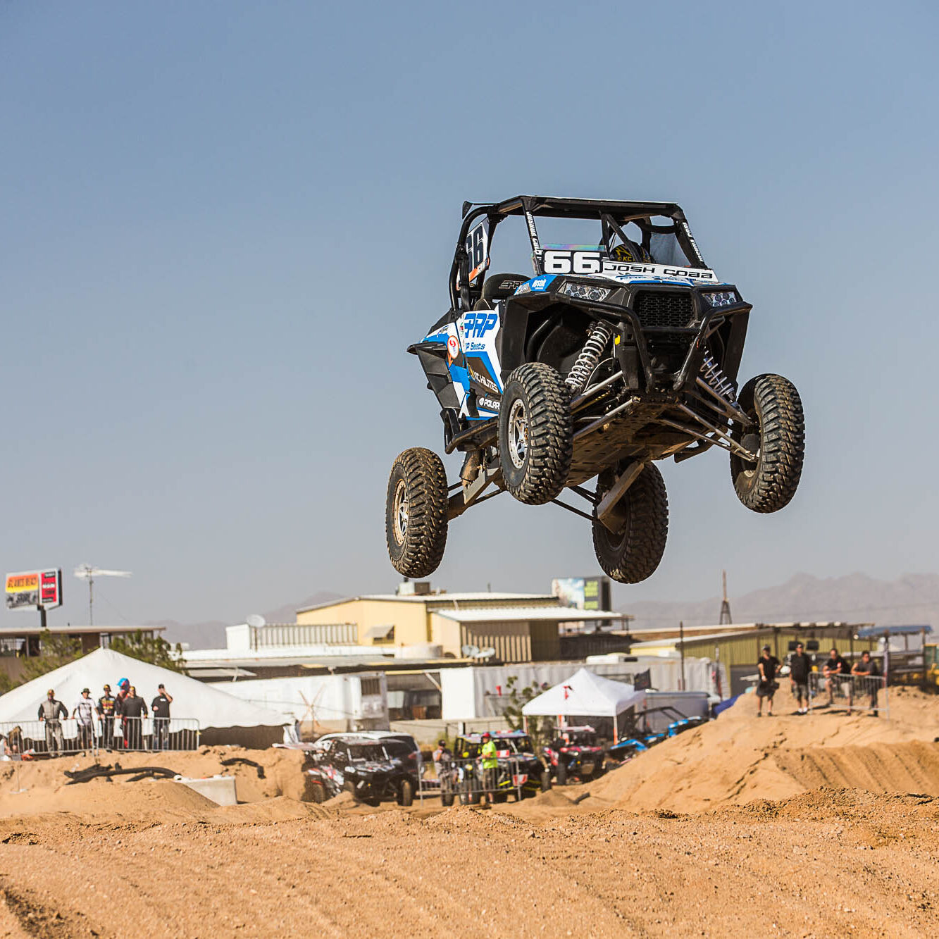 Camp RZR West-Glamis