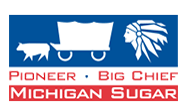 Pioneer Big Chief Michigan Sugar logo