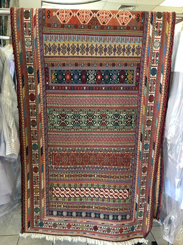 Oriental Rug Cleaning Case Study Example