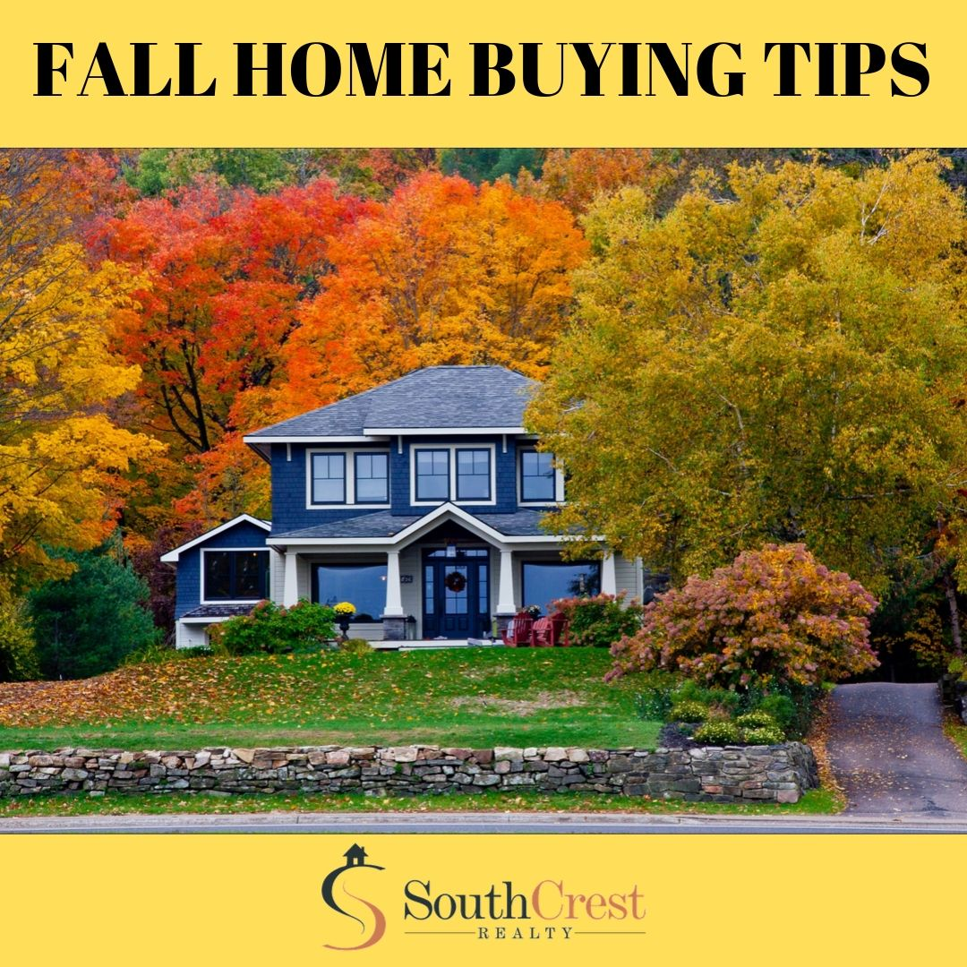 Tips for Buying a Home in the Fall